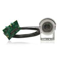 GMSL2 IP67 Rated Camera connected Adaptor Board